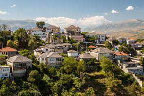 Automobilių nuoma Girokasteris, Albanija