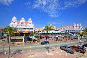 Automobilių nuoma Oranjestadas, Aruba