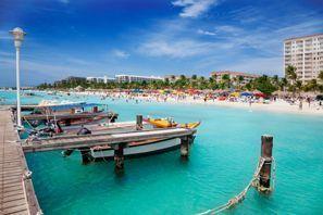 Automobilių nuoma Palm Bičas, Aruba
