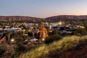 Automobilių nuoma Alis Springsas, Australija