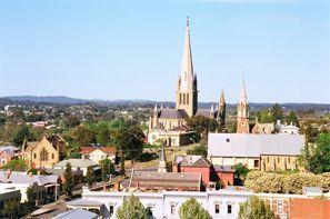 Automobilių nuoma Bendigas, Australija