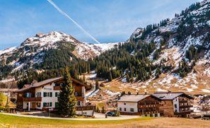 Automobilių nuoma Lech Am Arlberg, Austrija