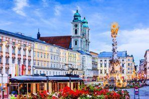 Automobilių nuoma Linzas, Austrija