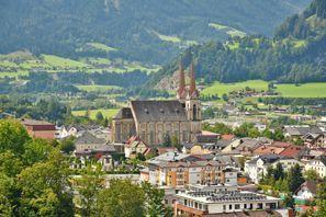 Automobilių nuoma St. Johann, Austrija