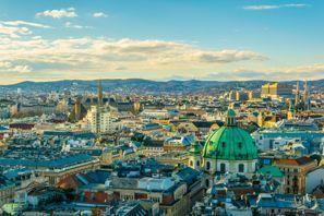 Automobilių nuoma Viena, Austrija