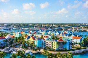 Automobilių nuoma Nassau, Bahamų salos