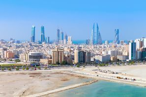 Automobilių nuoma Bahrainas, Bahrainas