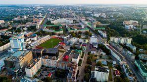 Automobilių nuoma Mogiliovas, Baltarusija