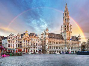 Automobilių nuoma Briuselis, Belgija