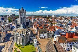 Automobilių nuoma Ghent, Belgija
