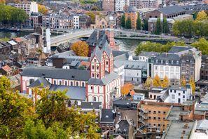 Automobilių nuoma Liege, Belgija