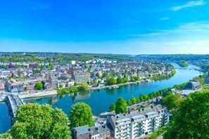 Automobilių nuoma Namuras, Belgija