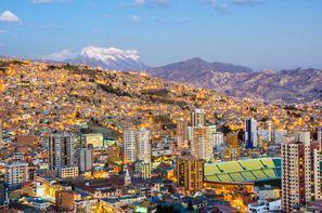 Automobilių nuoma La Pazas, Bolivija