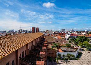 Automobilių nuoma Santa Cruzas, Bolivija