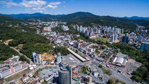 Automobilių nuoma Blumenau, Brazilija