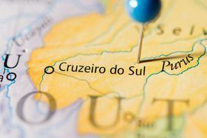 Automobilių nuoma Cruzeiro do Sul, Brazilija