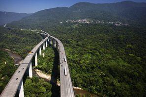 Automobilių nuoma Cubatao, Brazilija