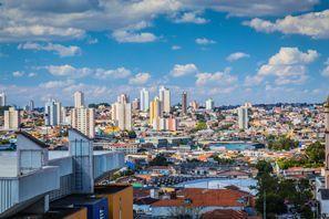 Automobilių nuoma Diadema, Brazilija