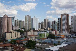 Automobilių nuoma Gojanija, Brazilija
