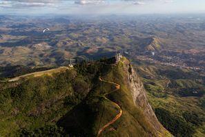 Automobilių nuoma Guanhaes, Brazilija