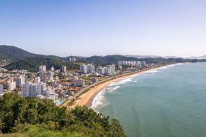 Automobilių nuoma Itajai, Brazilija
