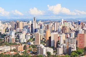 Automobilių nuoma Kuritiba, Brazilija