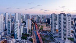 Automobilių nuoma Resifė, Brazilija