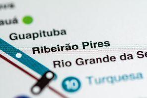 Automobilių nuoma Ribeirao Pires, Brazilija