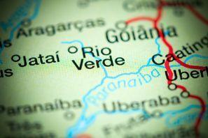 Automobilių nuoma Rio Verde, Brazilija