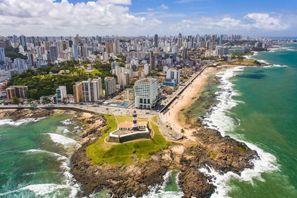Automobilių nuoma Salvadoras, Brazilija