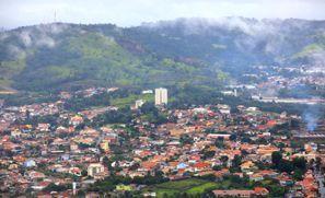 Automobilių nuoma Sao Roque, Brazilija