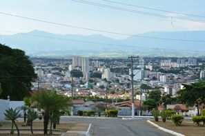 Automobilių nuoma Taubatė, Brazilija