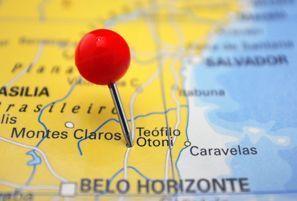 Automobilių nuoma Teofilo Otoni, Brazilija