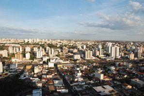 Automobilių nuoma Uberlandija, Brazilija