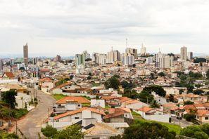 Automobilių nuoma Varginha, Brazilija