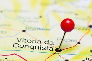 Automobilių nuoma Vitoria da Conquista, Brazilija