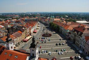 Automobilių nuoma Hradec Kralove, Čekijos Respublika