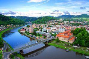 Automobilių nuoma Ūstis prie Labės, Čekijos Respublika