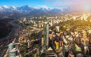Automobilių nuoma Los Andes, Čilė