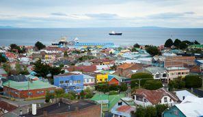 Automobilių nuoma Punta Arenas, Čilė