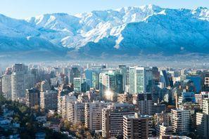 Automobilių nuoma Santiago, Čilė