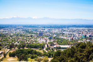 Automobilių nuoma Talca, Čilė
