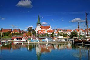 Automobilių nuoma Bornholmas, Danija