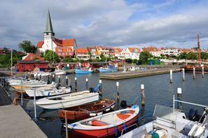 Automobilių nuoma Ronne, Danija