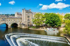 Automobilių nuoma Bath, Didžioji Britanija