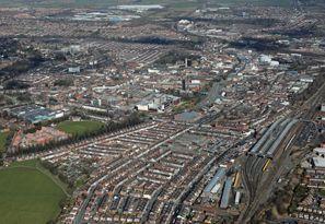 Automobilių nuoma Darlingtonas, Didžioji Britanija