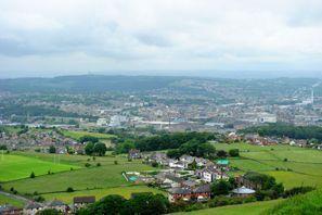 Automobilių nuoma Huddersfield, Didžioji Britanija