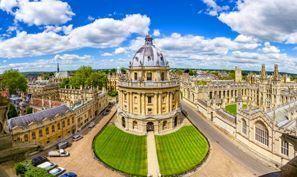 Automobilių nuoma Oksfordas, Didžioji Britanija