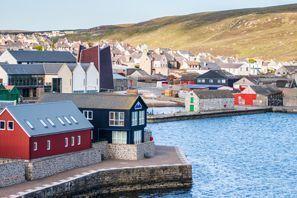 Automobilių nuoma Šetlando salos, Didžioji Britanija