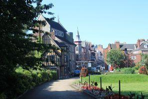 Automobilių nuoma Shrewsbury, Didžioji Britanija